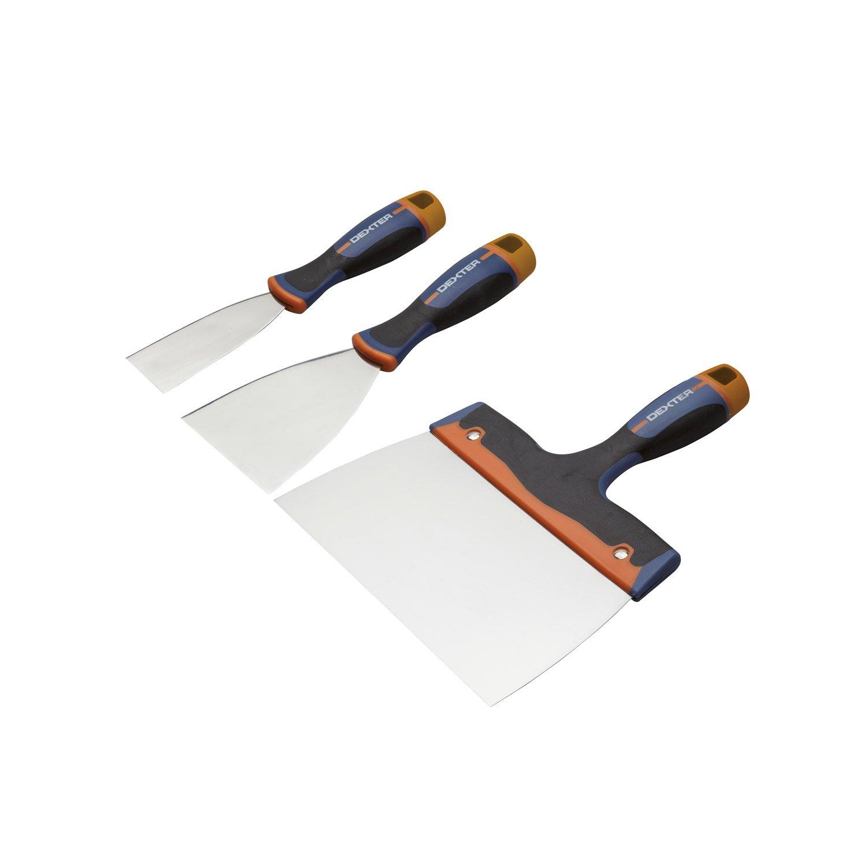 Les couteaux à enduire sont à choisir inoxydables