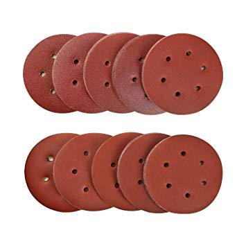 Les papiers abrasifs dédiés pour la ponceuse rotative